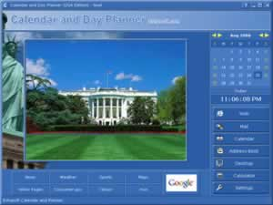 Calendar Personalized for Consumers (USA Edition)