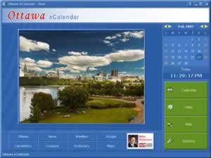Custom Calendar for Real Estate Agents