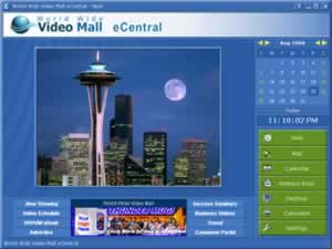 Custom Calendar for World Wide Video Mall